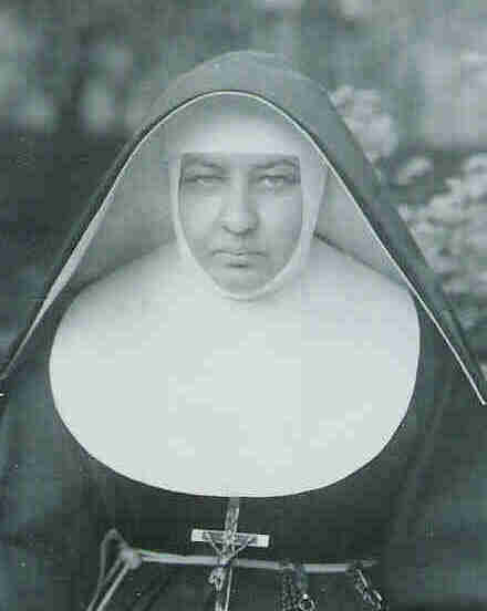 FSSJ History - Mother Colette, Foundress