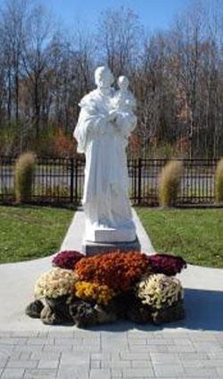 FSSJ Remembrance Garden