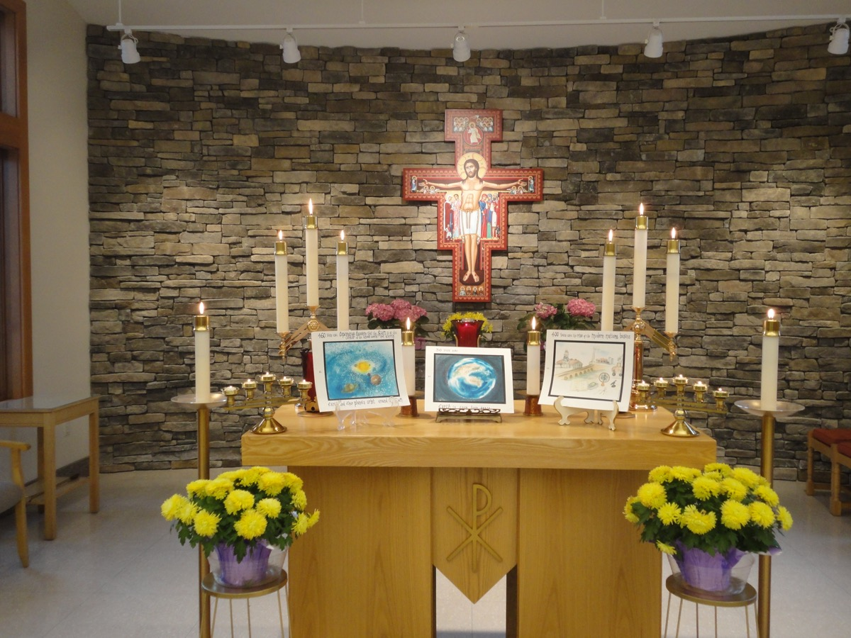 Franciscan Sisters of St. Joseph - Chapel