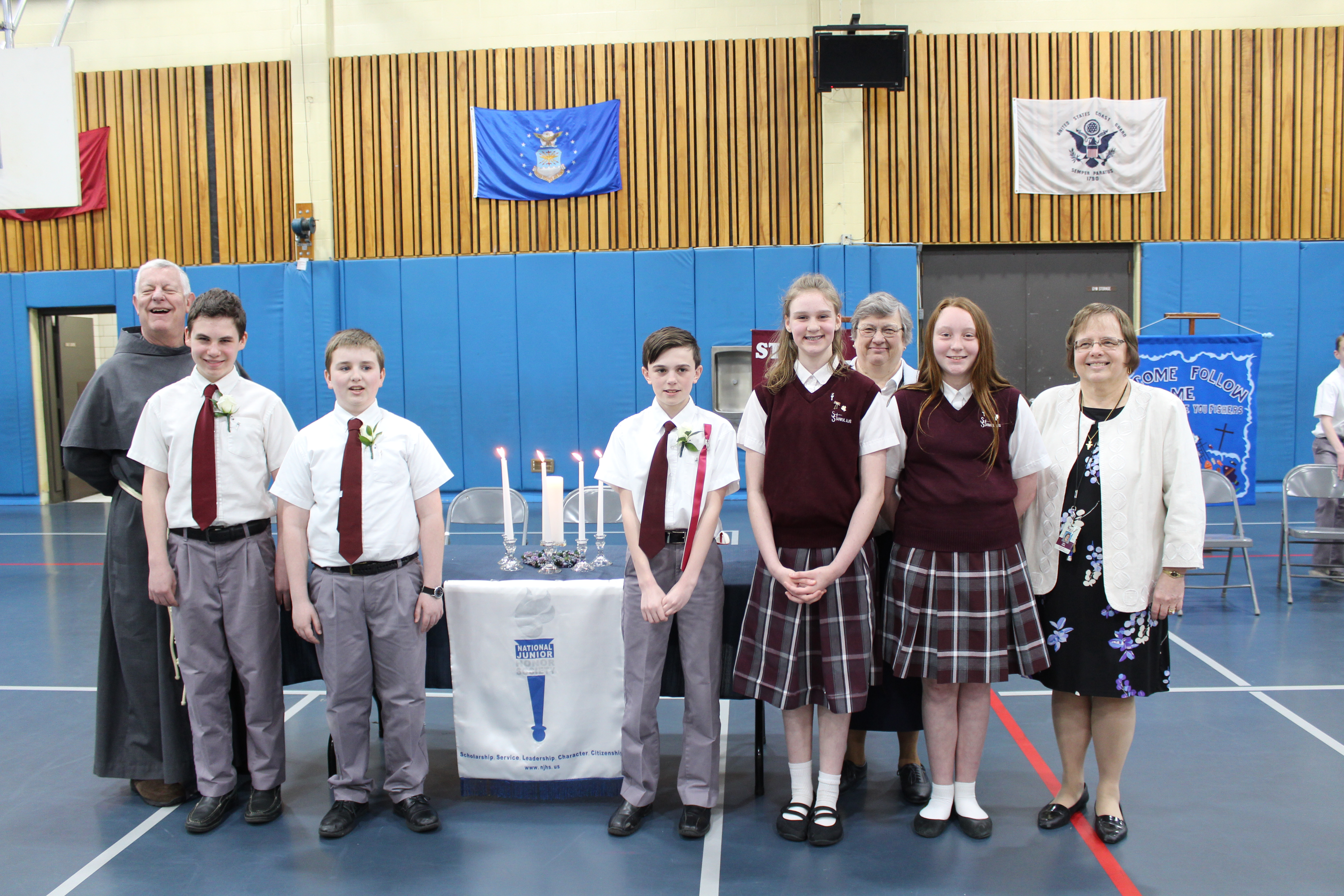 St Stanislaus Candles-Education